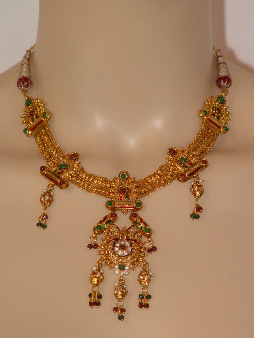 Designer Necklace Set 10249