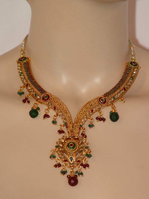 Designer Necklace Set 10251