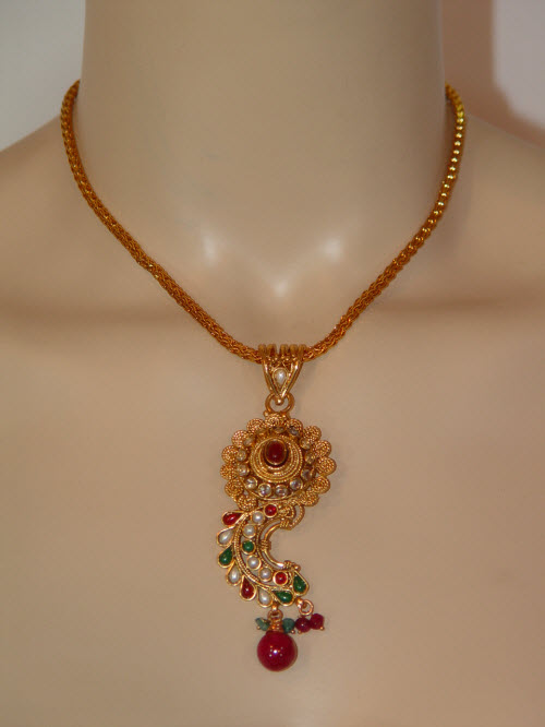 Designer Necklace Set 10252