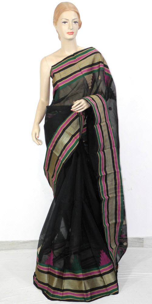 Bengal Handloom Tant Saree (Cotton) 10908