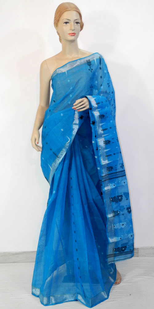 Bengal Handloom Tant Saree (Cotton) 10913