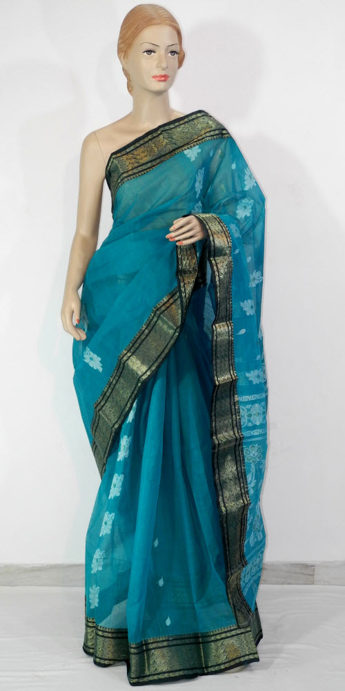 Bengal Handloom Tant Saree (Cotton) 10922