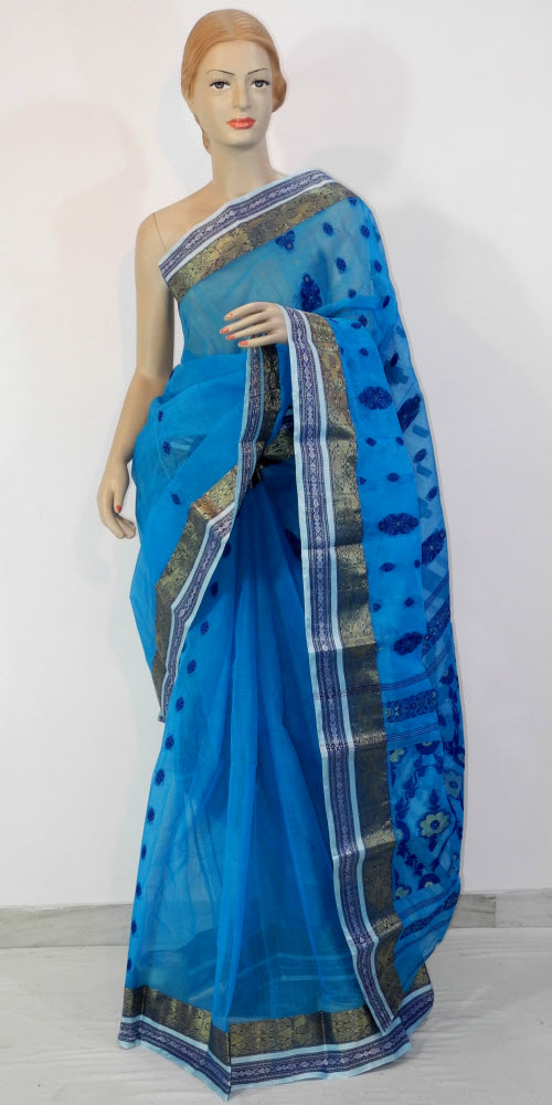 Bengal Handloom Tant Saree (Cotton) 10961