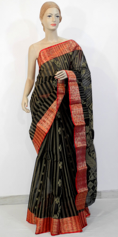 Bengal Handloom Tant Saree (Cotton) 10964