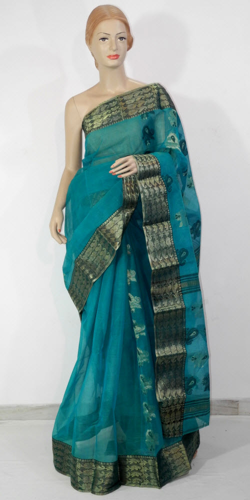 Bengal Handloom Tant Saree (Cotton) 10983