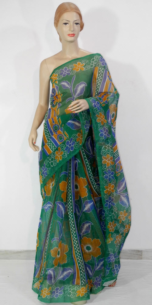 Printed JP Kota Saree (Cotton) 11134