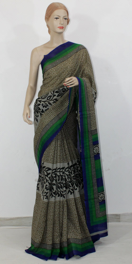Exclusive Cotton Taspa Saree 11293