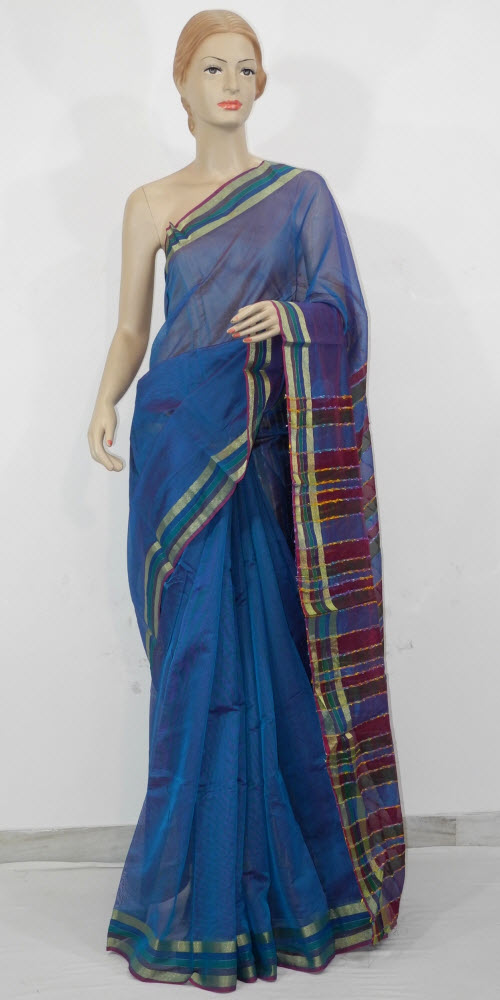 Kanchi Pattu Art Silk Saree 11348
