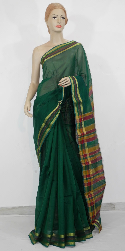 Kanchi Pattu Art Silk Saree 11350
