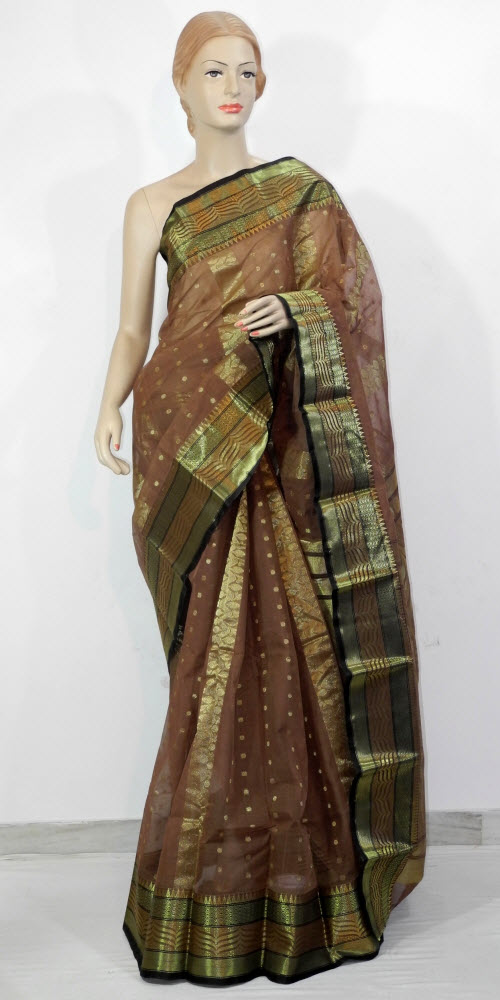 Bengal Handloom Tant Saree (Cotton) 11504