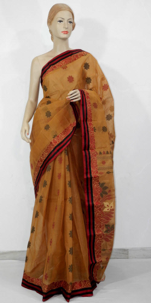 Bengal Handloom Tant Saree (Cotton) 11526