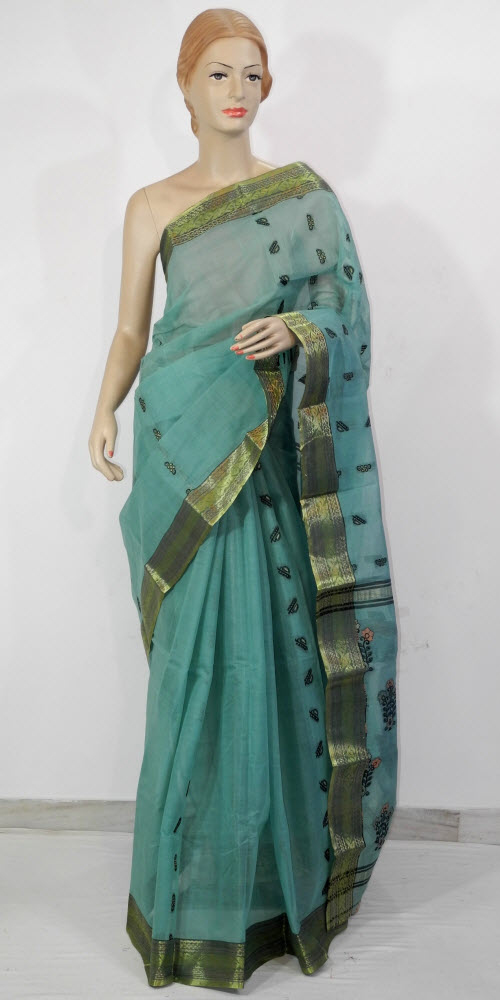 Bengal Handloom Tant Saree (Cotton) 11699