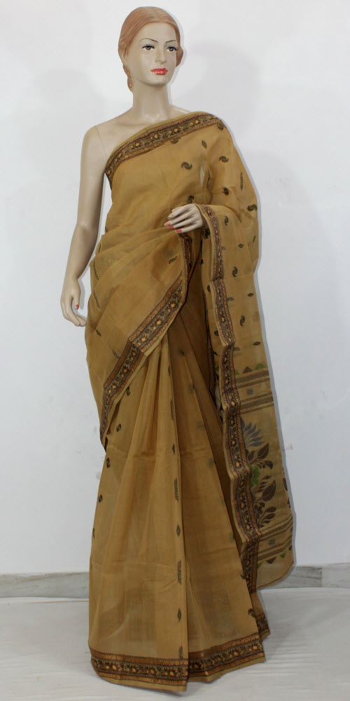 Bengal Handloom Tant Saree (Cotton) 11797