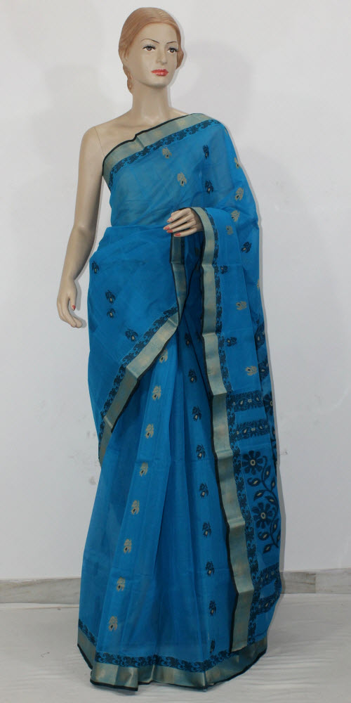 Bengal Handloom Tant Saree (Cotton) 11800