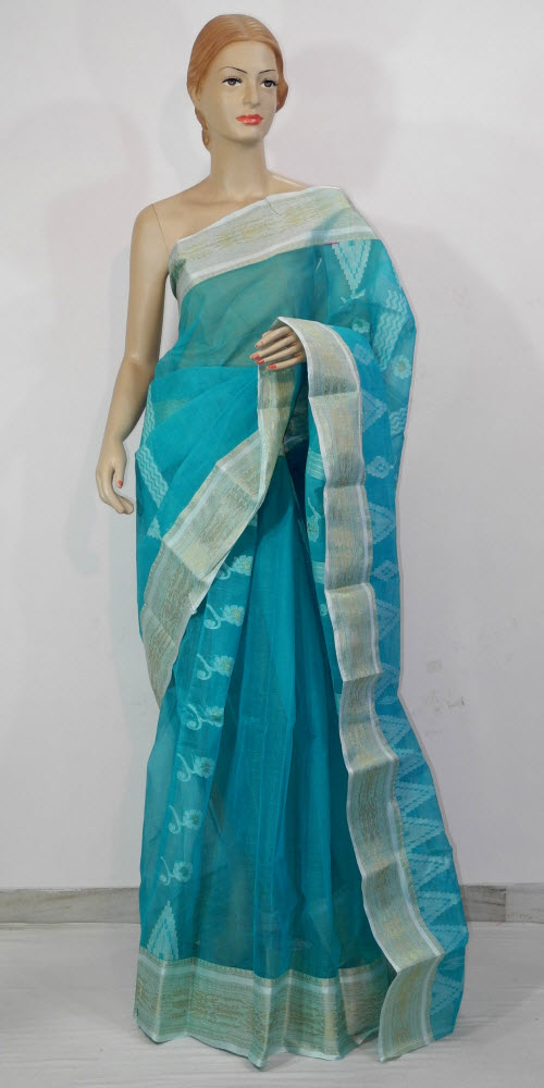 Bengal Handloom Tant Saree (Cotton) 12015