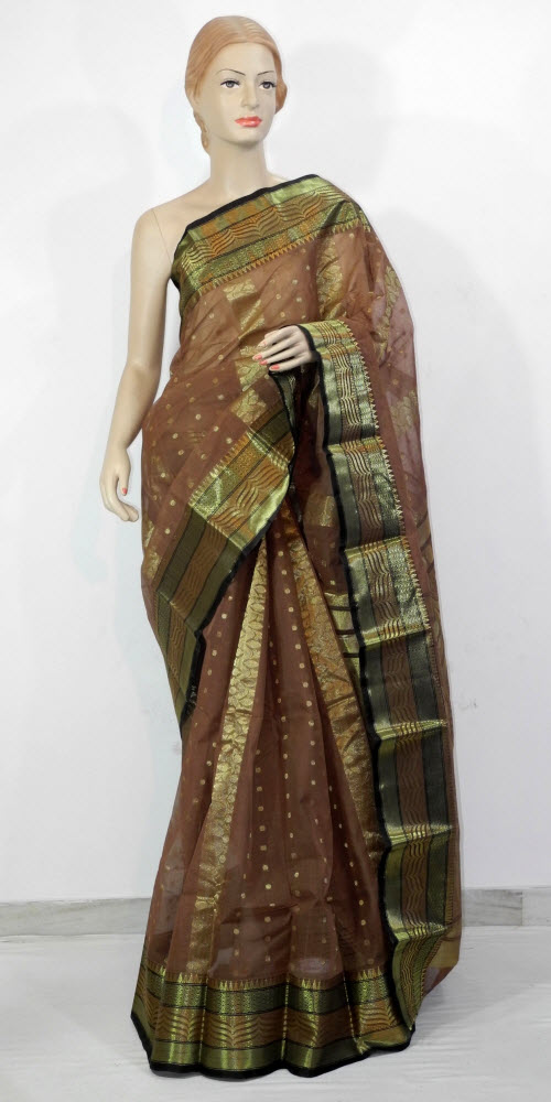 Bengal Handloom Tant Saree (Cotton) 12020