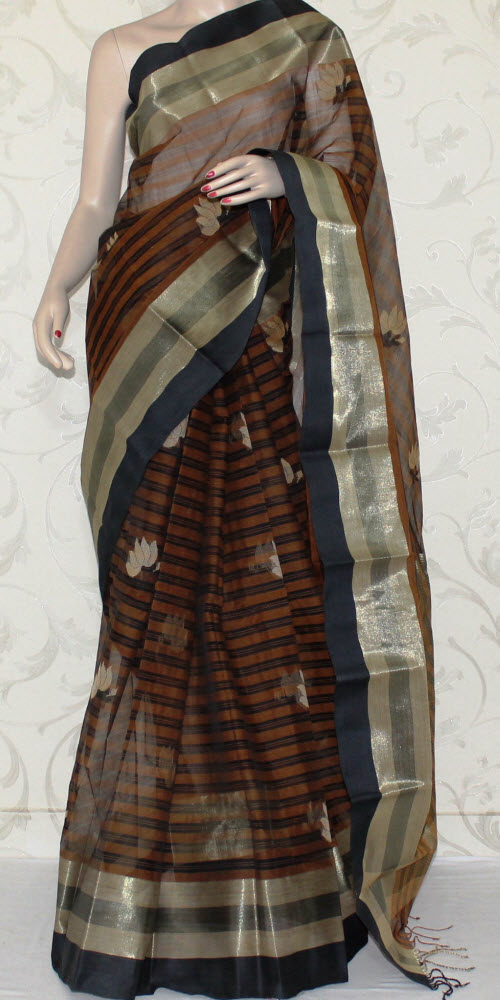 Bengal Handloom Tant Saree (Cotton) 13125