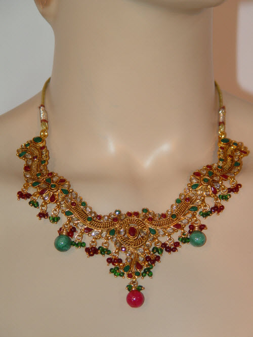 Designer Necklace Set 10250